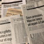 Gilets jaunes : désenchantement des Français, désillusion des élites
